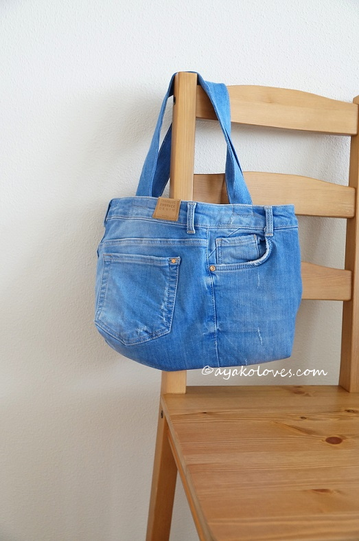 denim bag 1