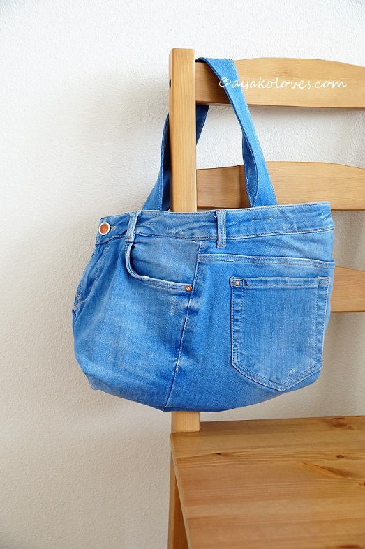 denim bag 2
