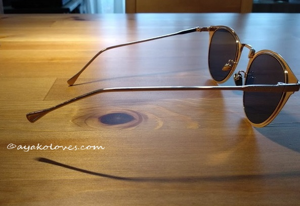 Cat Eye Mirrored Sunglasses 3